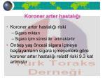 koroner arter hastal1