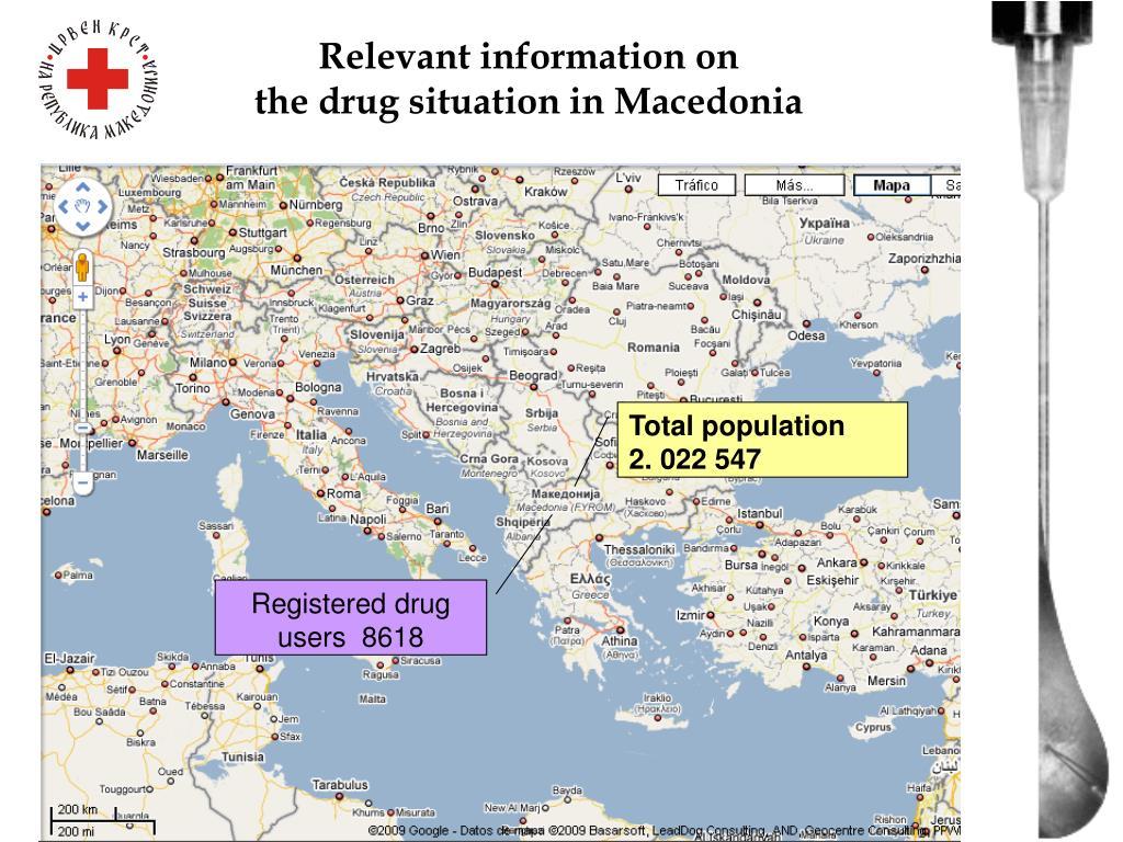 Relevant information on