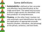 some definitions2