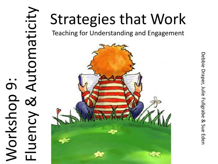 strategies that work teaching for understanding and engagement n.