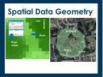 spatial data geometry
