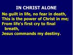 in christ alone6