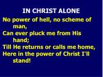 in christ alone7