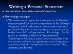writing a personal statement10