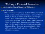 writing a personal statement11