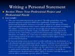 writing a personal statement29