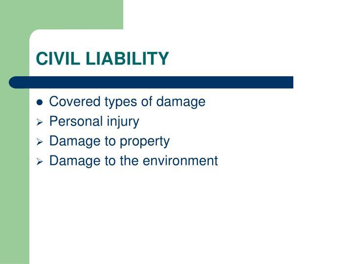 Civil liability3