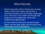 wind secrets1