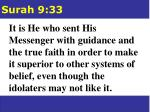 surah 9 33