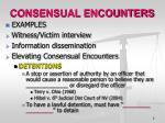 consensual encounters1