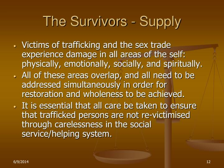 The Survivors - Supply