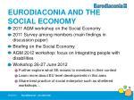 eurodiaconia and the social economy1