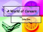 a world of careers2