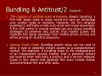 bundling antitrust 2 nalebuff