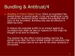bundling antitrust 4