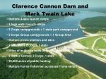 clarence cannon dam and mark twain lake2