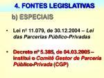 4 fontes legislativas1