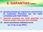 6 garantias cont