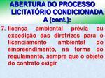 abertura do processo licitat rio condicionada a cont2
