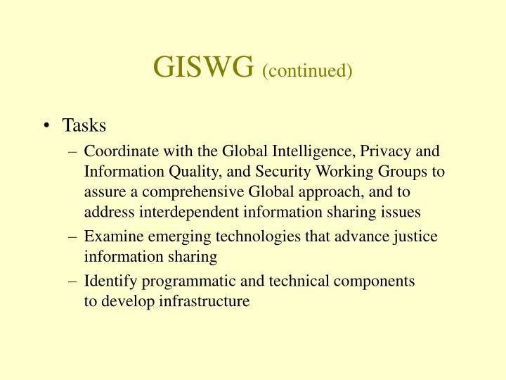 GISWG