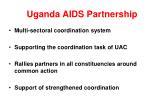 uganda aids partnership