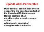 uganda aids partnership1