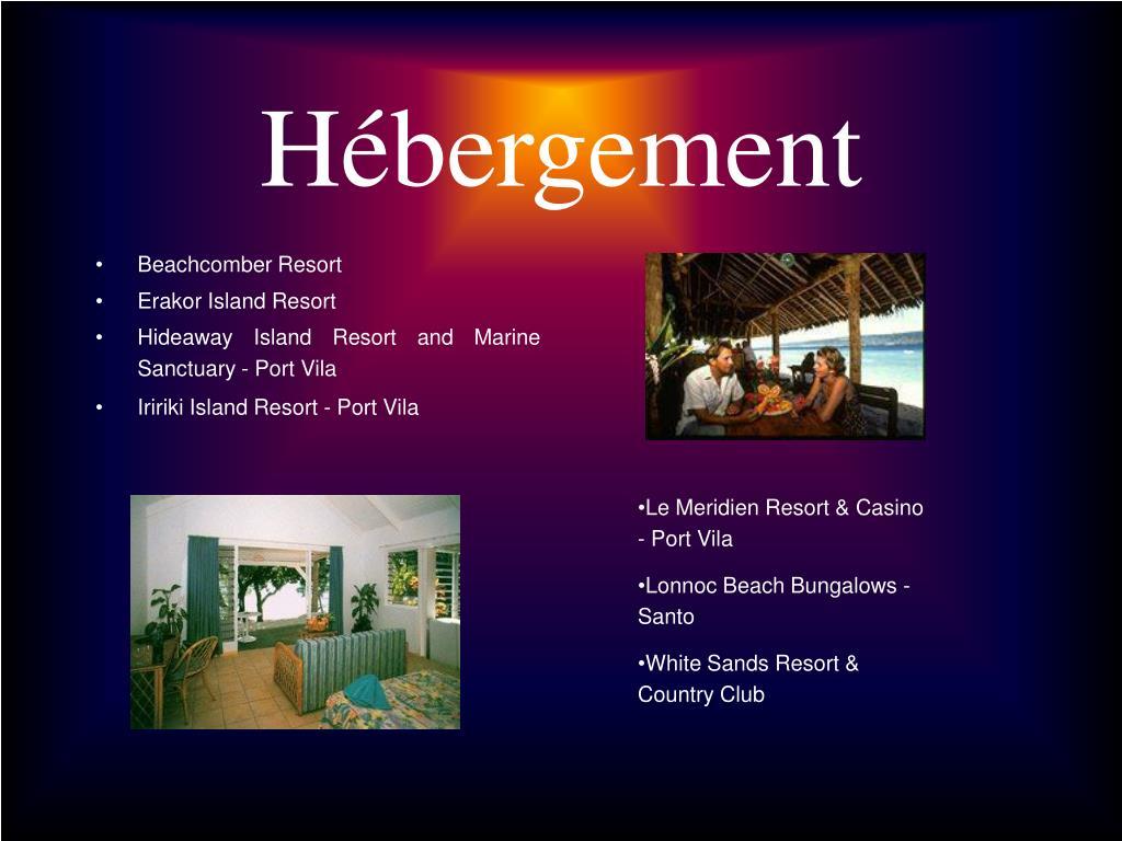 Beachcomber Resort