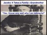 jacobs it takes a family grandmother1
