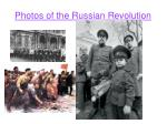 photos of the russian revolution