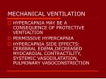 mechanical ventilation3
