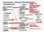 framework outcome questionnaire development1