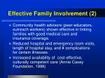 effective family involvement 2