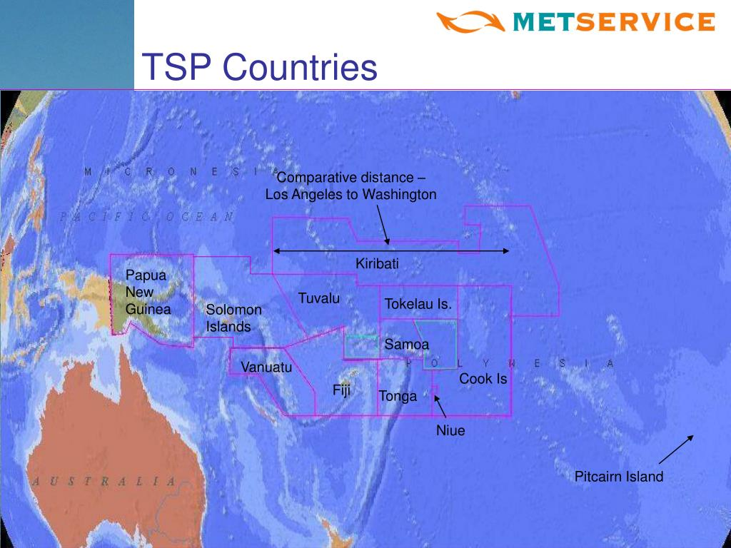 TSP Countries