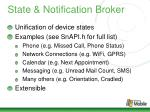 state notification broker