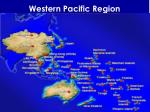 western pacific region