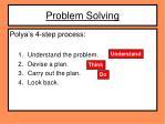 problem solving3
