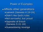 power of examples1