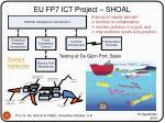 eu fp7 ict project shoal