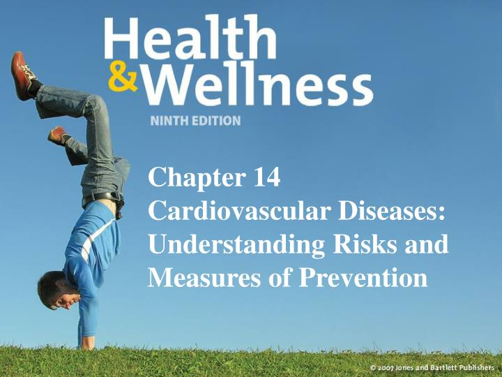 chapter 14 cardiovascular diseases understanding risks and measures of prevention n.