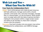 web 2 0 and you what can you do with it15