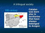 a trilingual society2