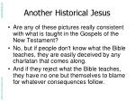 another historical jesus4