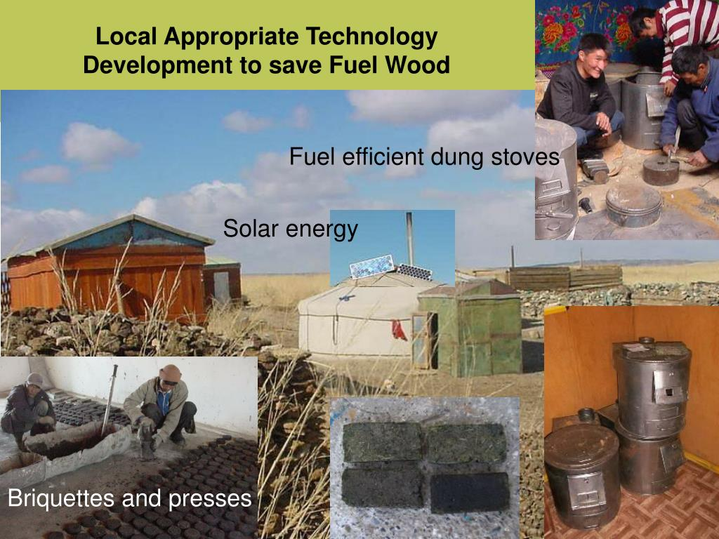Local Appropriate Technology