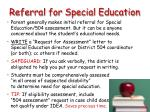 referral for special education1