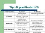 tipi di gassificatori 2
