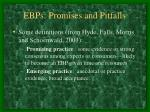 ebps promises and pitfalls10