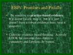 ebps promises and pitfalls12