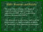 ebps promises and pitfalls14
