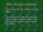 ebps promises and pitfalls15