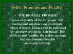 ebps promises and pitfalls18